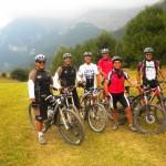 22/08/2010 Giro dei SIBILLINI  AMANDOLA-PASSO CATTIVO-CASTELLUCCIO-AMANDOLA dislivello 2621m Km 80
